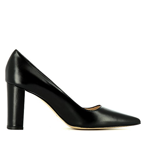 de para de Vestir Zapatos negro Evita Shoes Jessica Piel Mujer wBC6x4q