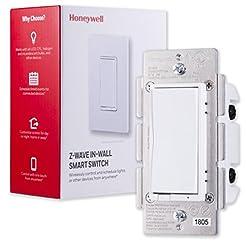 Honeywell Z-Wave Plus On/Off Smart Light...
