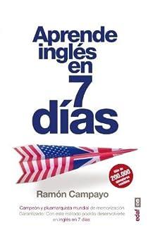 Aprende inglés en 7 días par Campayo Martínez