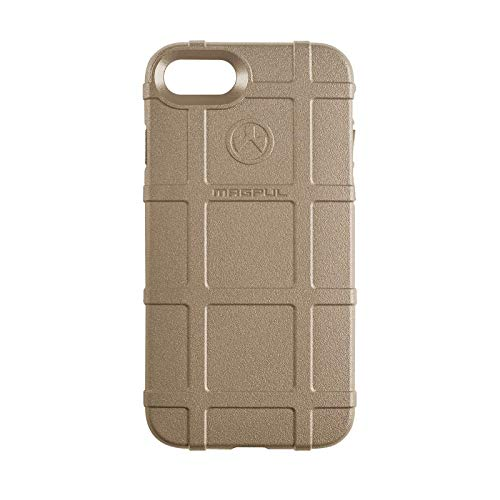 Magpul Field Case iPhone 7/8 Case, iPhone 7/8, Flat Dark Earth (Best Ar Mags Available)