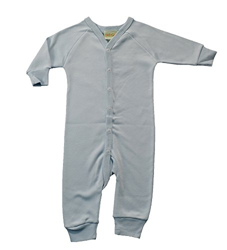 PAM GM baby blank union suit 100% cotton 12 Months