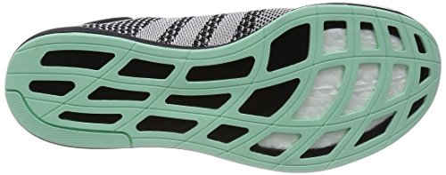 adidas Adizero Feather Boost W - Zapatillas de running para mujer Negro / Verde