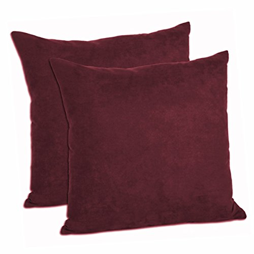 Maroon Decorative Pillows