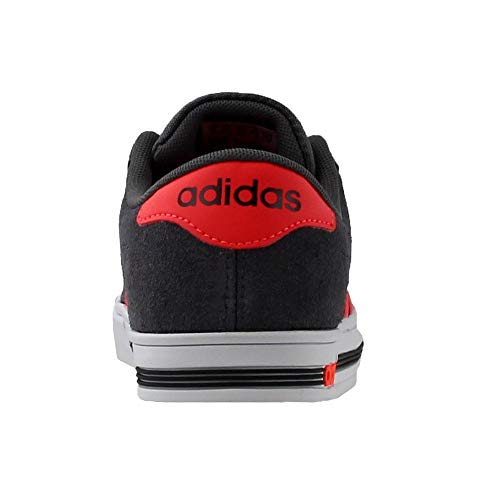 Pictures of adidas Kids' Daily Team Sneaker BC0155 Grey/Red 6