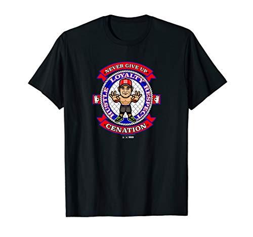 WWE Nerds Clothing John Cena Cenation T-Shirt (John Cena And Undertaker Vs Kane And Nexus)