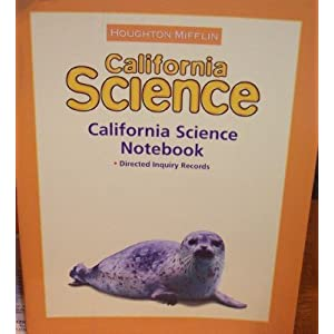 Science Level 1 Grade Level Equipment Kit: Houghton Mifflin Science California Science
