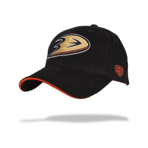 Old Time Hockey Anaheim Ducks Raised Replica Cap Size One -