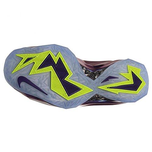 Mens Chuck Posite Basket Shoe Cave Purple / Bright Mango 684758-500 Grã¶ã? E 11