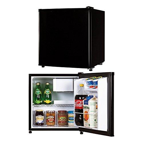 Impecca IMPRC1172K Classic Compact Refrigerator Reversible Door Refrigerator 1 7