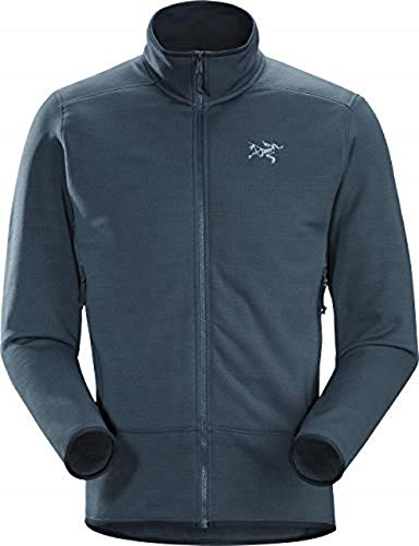 Fleece Jacket Arcteryx - Arc'teryx Kyanite Jacket Men's (Nighthawk, Large)