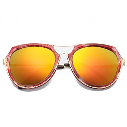 marco unisex de NIFG A sol completo de Moda sol gafas de gafas salvaje AXqw4qa