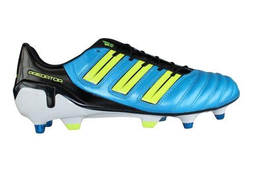 Adidas Predator XTRX SG - Botas de fútbol, color azul