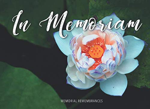 In Memoriam: Funeral Guest Book