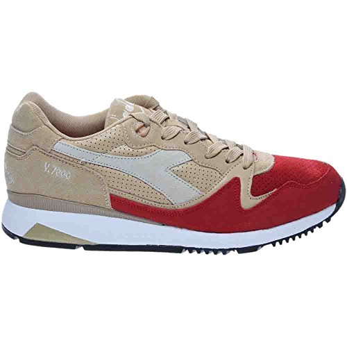 V7000 Men's Premium Beige Sneakers Straw Golden Diadora UwqEHdq