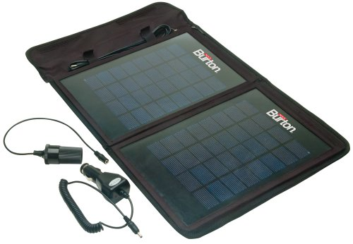 Max Burton Power Mate Solar Collector (Black, 13.75x9.84x3.14 -Inch) ()