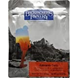 Backpacker's Pantry Katmandu Curry – Two Serving Pouch