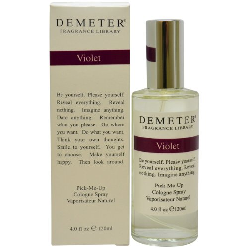 Demeter Violet for Women-4-Ounce Cologne Spray W-6307
