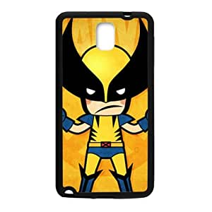 Lovely cartoon ironman Cell Phone Case for Samsung Galaxy Note3