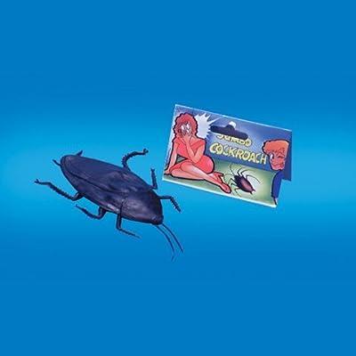 Loftus Jumbo Giant Fake Cockroach Prank-gag: Toys & Games
