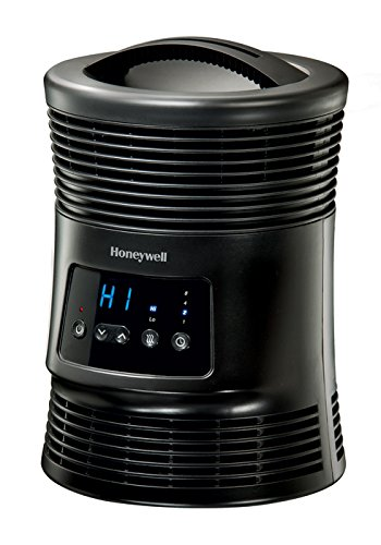 Honeywell 360 Degree Digital Surround Fan Forced Heater Ceramic Heaters Helen of Troy Health & Home