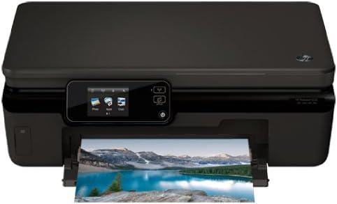 HP Photosmart 5522 4800 x 1200DPI Tintenstrahl A4 11Seiten pro Minute WLAN Multifunktionsger/äte Tintenstrahl, Farbdruck, 4800 x 1200 DPI, 80 Bl/ätter, A4, Schwarz