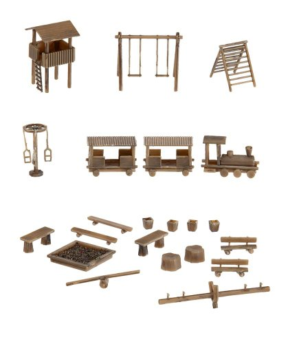 Review Faller 272568 Adventure Playground