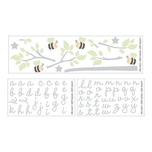 wendy-bellissimo-honey-bee-wall-decals