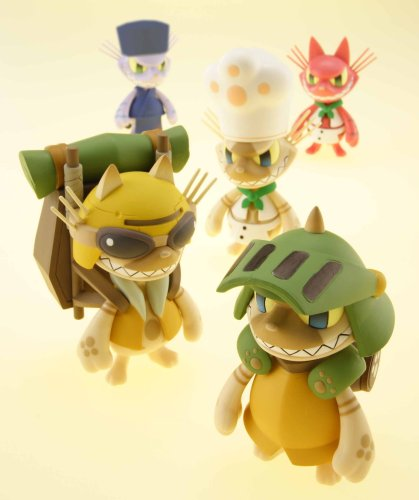 MONSTERHUNTER x TOUMA Airou Collection (BOX) (japan import)