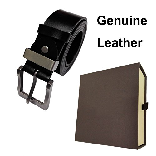 Genuine Leather Durable Belts Buckle