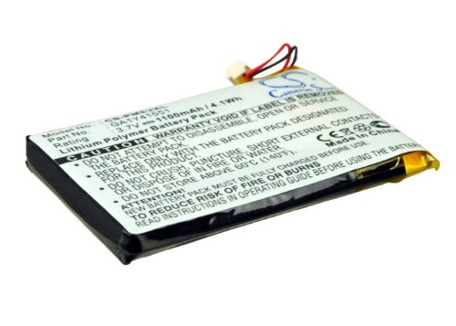 VINTRONS Battery for Palm Tungsten E2 GA1Y41551 3.7V 1400mAh (Palm Accessories Tungsten E2)
