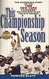 This Championship Season, Howard Blatt, 0671035967