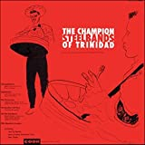 The Champion Steel Bands of Trinidad COOK LP
