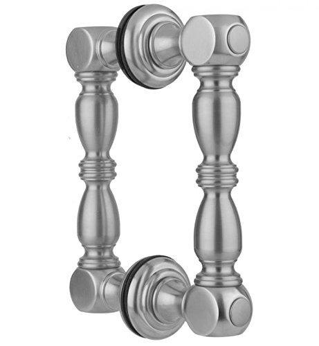 Jaclo H20-BB-18-ORB Oil Rubbed Bronze Sm B2B Door Pull with Finials 18 Standard Plumbing Supply