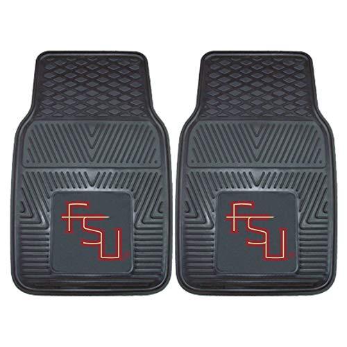 (FANMATS NCAA Florida State University Seminoles Vinyl Heavy Duty Car Mat)