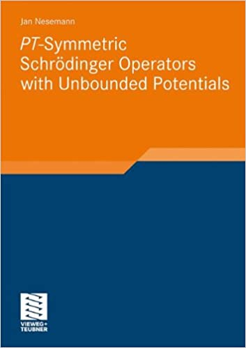 PT-Symmetric Schrödinger Operators with Unbounded Potentials