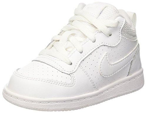 Sneakers Sneakers B Blanc Nike Nike Nike Mixte Basses Borough Court td Mid qFwR1gF