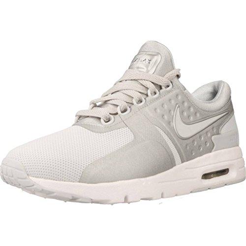 Nike Air Max Zero Damen Laufschuhe Reines Platin / Reines Platin