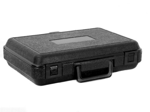 Cases By Source B1273 Blow Molded Empty Carry Case, 12.5 x 7.99 x 2.875, Interior