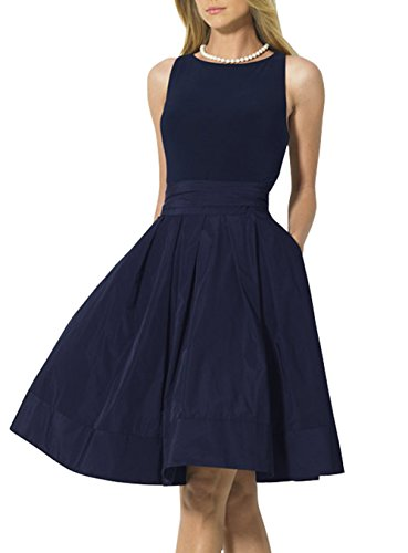Buy belted dress with pockets - 4
