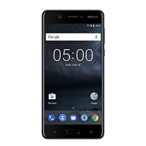 Nokia 5 – Android 8.0-16 GB – 13MP Camera – Single SIM Unlocked Smartphone (at&T/T-Mobile/MetroPCS/Cricket/H2O) – 5.2″ Screen