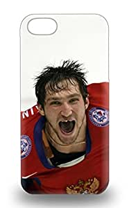 Hard Plastic Iphone 5/5s 3D PC Case Back Cover Hot NHL Washington Capitals Alex Ovechkin #8 3D PC Case At Perfect Diy ( Custom Picture iPhone 6, iPhone 6 PLUS, iPhone 5, iPhone 5S, iPhone 5C, iPhone 4, iPhone 4S,Galaxy S6,Galaxy S5,Galaxy S4,Galaxy S3,Note 3,iPad Mini-Mini 2,iPad Air )