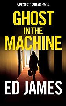 Ghost Machine Scott Cullen Crime ebook product image