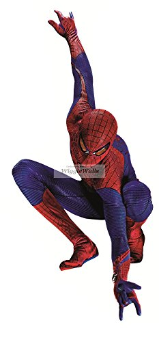 Spider Man Decorative Wall Stickers (12