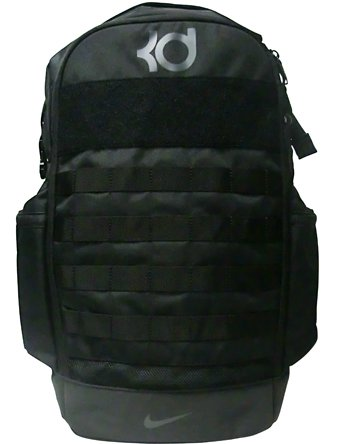 Nike KD Trey 5 V Kevin Durant Black Grey Mens Basketball Backpack Bag BA5389-010 by NIKE