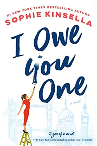 Image result for i owe you one book