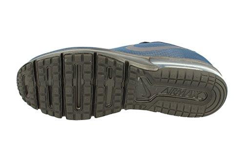 Nike Air Max Sequent Hardloopschoenen Heren 719912 Sneakers Schoenen (uk 6 Us 7 Eu 40, Obsidian Black 410)