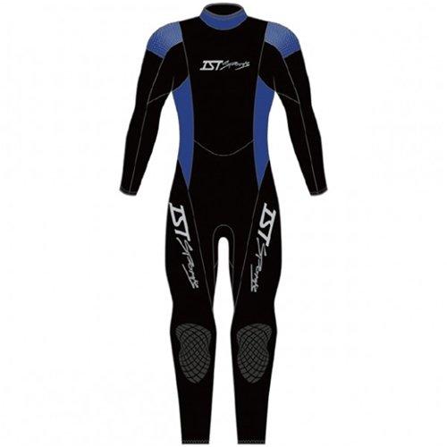 IST CWSJ0125 Mens 2.5mm Wetsuit (X-Large) (Mens Ist Wetsuit)