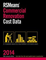 RSMeans Commercial Renovation 2014 (Means Commercial Renovation Cost Data)