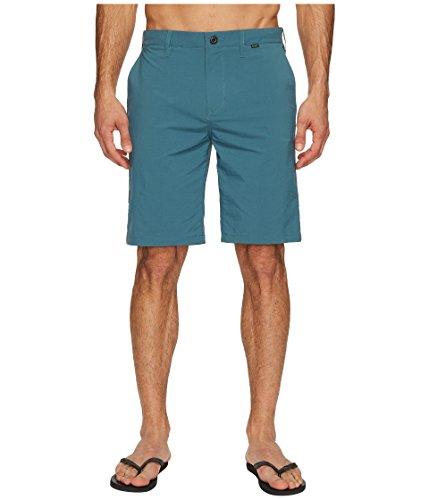 (Hurley  Men's Dri-FIT Chino Walkshort Iced Jade Shorts, 34)