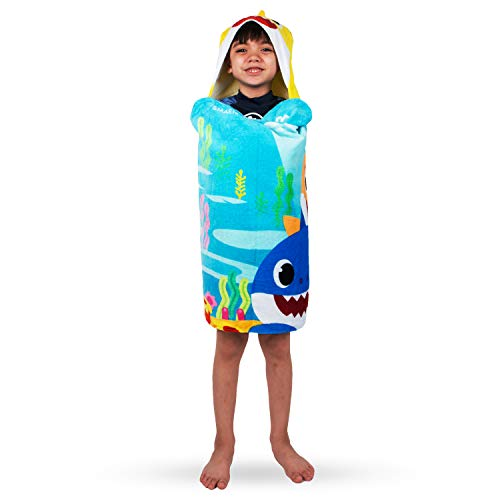 Franco Beach Cotton Terry Hooded product image